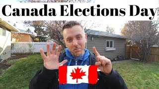 Canada Election Day | Immigrant Opinion on Voting