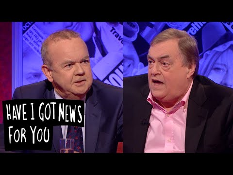 Ian Hislop vs. John Prescott - Have I Got News For You