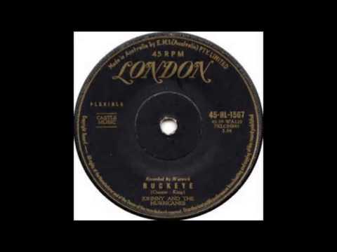 Johnny And The Hurricanes  Buckeye  LONDON 45 HL 1567