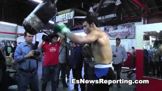 chavez jr in crazy shape EsNews Boxing