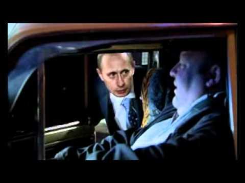 Путин Ловит Машину (выборы 2008).avi