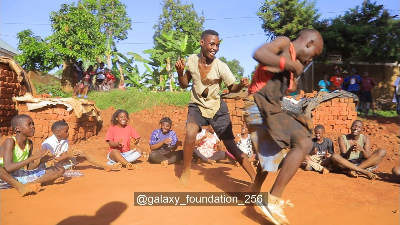 Official Dance Challenge © | JERUSALEMA | Master Kg feat Nomcebo by Galaxy African Kids | NEW 2020
