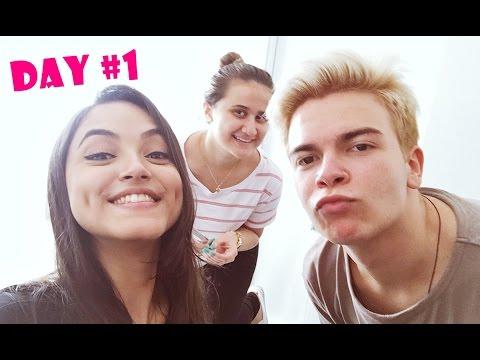 Daily Vlog: O GRANDE ENCONTRO!! - Porto Alegre #1