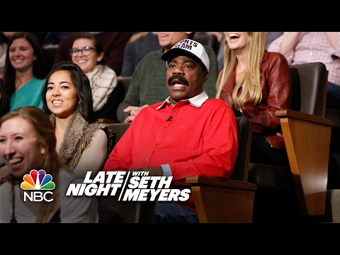Thumbnail: Tracy Morgan in the Audience