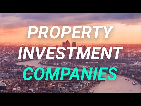 Should you work with a property investment company?