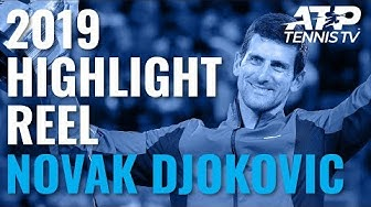 NOVAK DJOKOVIC: 2019 ATP Highlight Reel