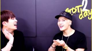[VIETSUB] 151009 GOT2DAY #06 GOT7 Jackson & Youngjae