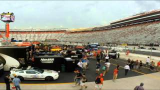 Switching from Sprint Cup to Nationwide at Bristol