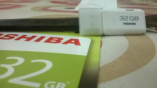 Toshiba TransMemory - U202 32 GB Pen Drive | Unboxing,Review & speed test