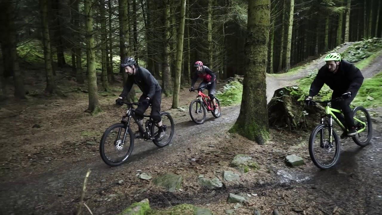 Mountain biking with the new Voodoo Full Sus bikes | Halfords UK