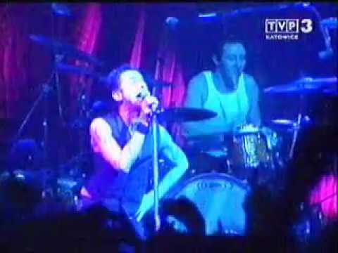 Dave Gahan w Spodku (2003) - Relacja TVP Katowice (plus Kasia Kowalska)