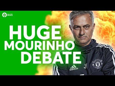 The HUGE Jose Mourinho Debate!