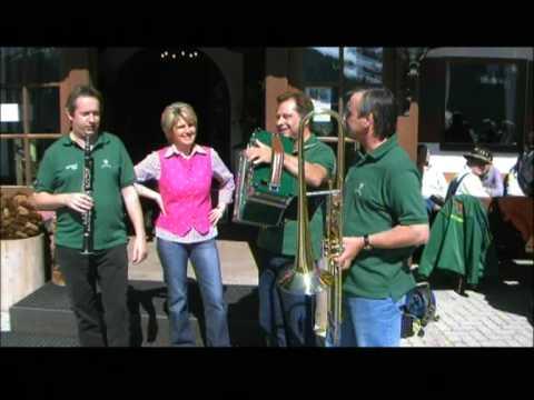 Steinberg-Trio Grüß dir Gott Frau Wirtin
