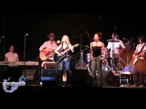 Heather Nova Live At John Lennon Tribute Concert, Sept 21 2012