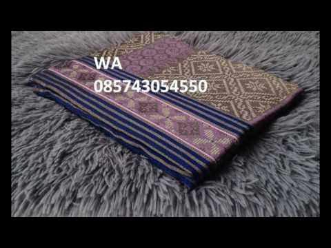 Produsen Kain Tenun Murah from YouTube · Duration:  1 minutes 11 seconds