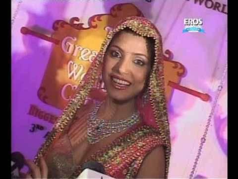 Neetu Chandra at Neeta Lullas Indian Wedding Carni...