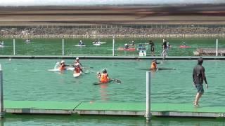 canoe_polo  2017 保田ヶ池カップ 対アウダーチェ《後半》
