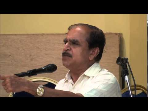 Manchester Malayalee Talk on Hinduism by Dr. N Gopalakrishnan