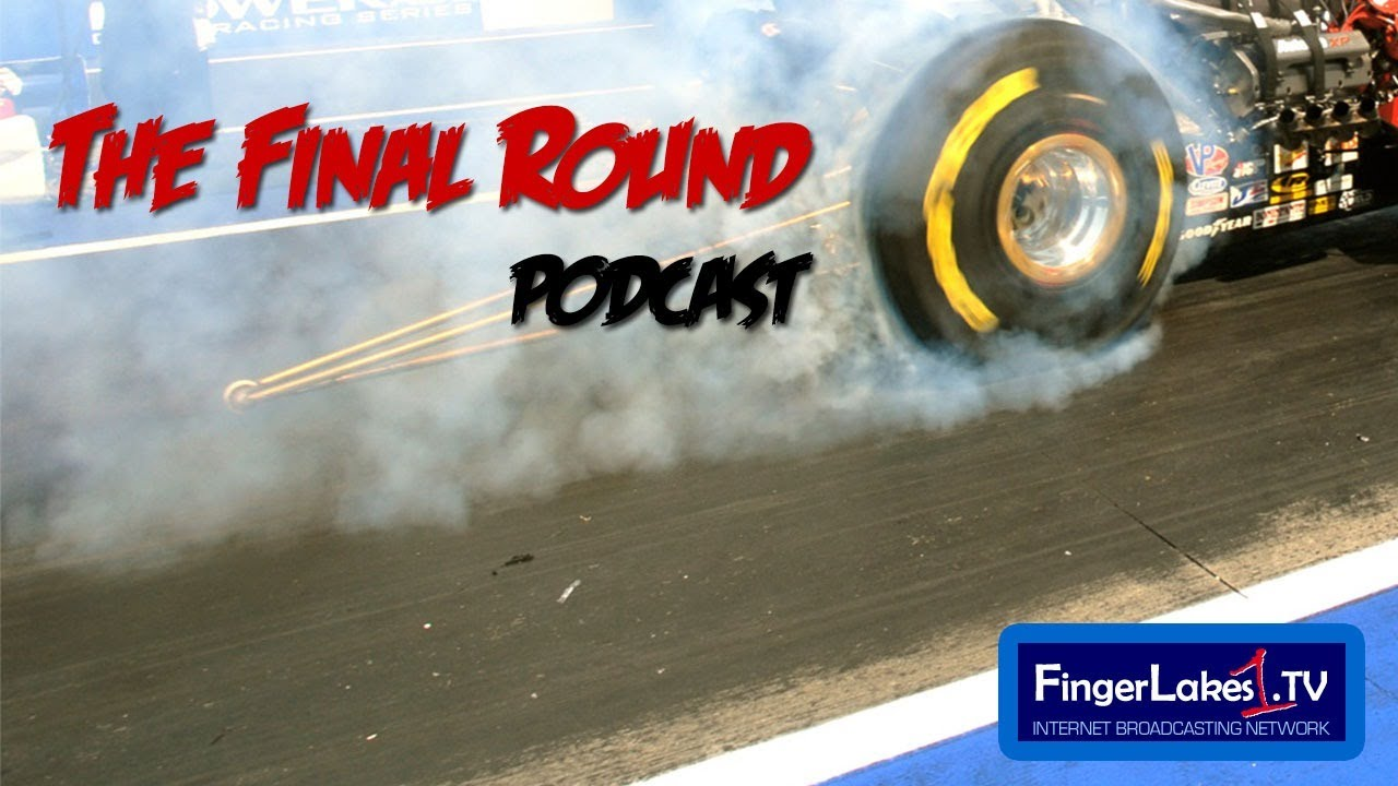 THE FINAL ROUND: Kevin Orr in-studio talking drag racing (podcast)
