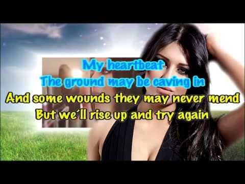 2014   Can Linn feat  Kasey Smith  Heartbeat karaoke instrumental Ireland ESC 2014