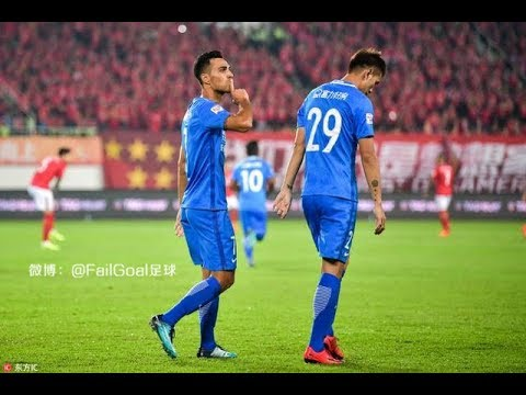 Guangzhou Evergrande 4x5 Guangzhou R&F