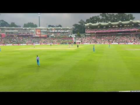 IND vs SA cricket match ODI, Pink Day Match in Johannesburg, Feb-2018