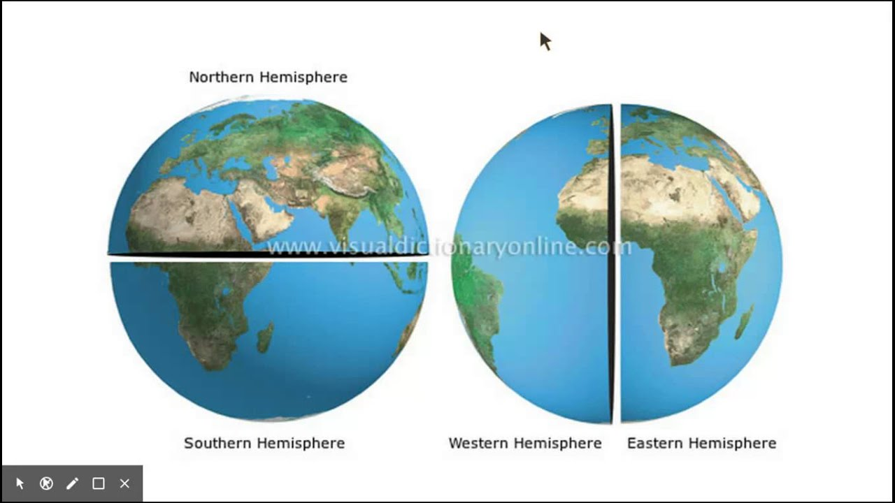 Charger History: Continents, Oceans, Hemispheres.webm