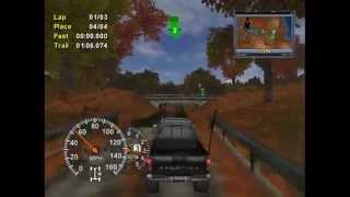 Dolphin Emulator 4.0.2 | 4x4 EVO 2 [1080p HD] | Nintendo GameCube