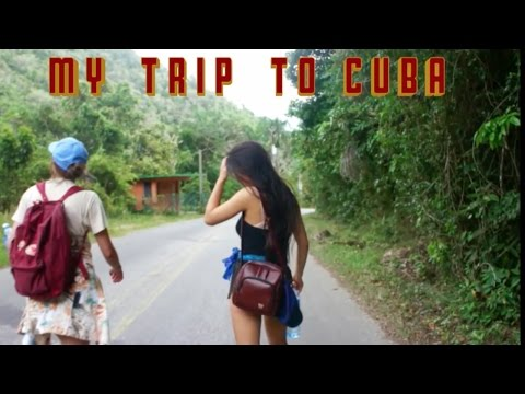 MY TRIP TO CUBA | EP. 1 | Hiking in the Jungle & Naked Swims