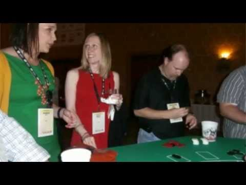 Video Casino table rentals houston
