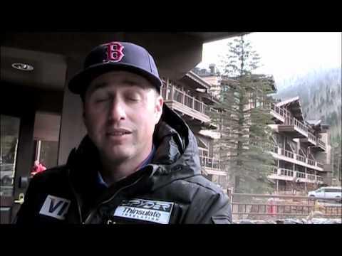 US men's ski team head to Levi