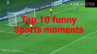 Top 20 funny sports moments 2020   New Funny videos   Watch this must!
