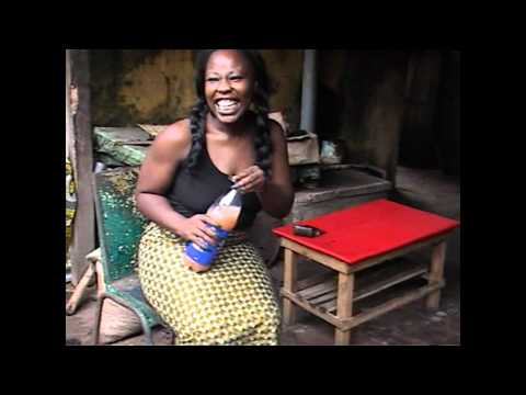 Juliet Oparah visits family in the Eastern Region of Nigeria - Part 1
