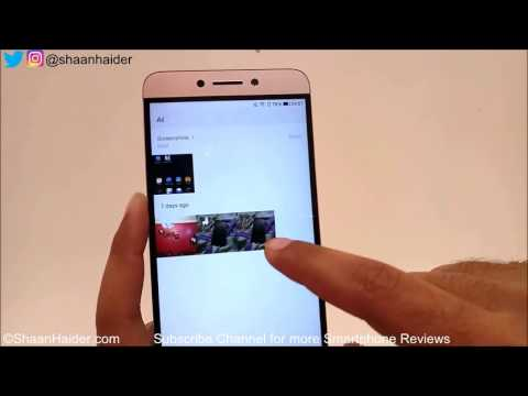 How to Hide Images and Videos in LeEco Le 2, Le Max 2, Le S3, Le Pro 3 or ANY LeEco Smartphone