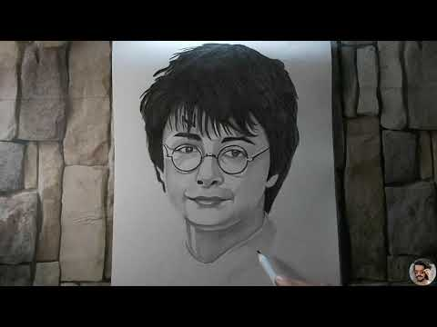 drawing-harry-potter-|-daniel-radcliffe-as-harry-potter-in-harry-potter-and-the-philosopher's-stone