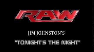"2012: *NEW* Raw Theme Song ""Tonight"