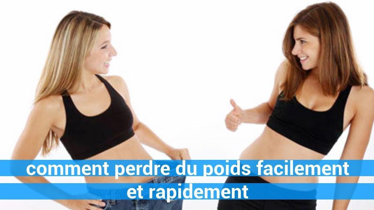 Perdre du poids facilement et rapidement