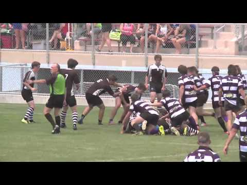 2014 Wisconsin State High School DI Rugby Championship Match