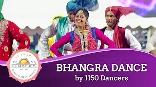 bhangra dance punjab india   world culture festival 2016