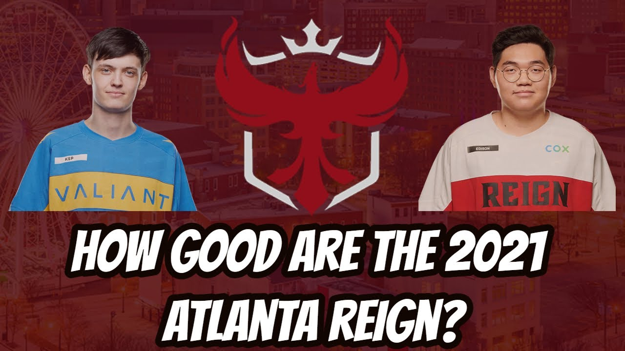 How Good Are The 2021 Atlanta Reign?