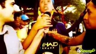 el rap del tolueno remix version electro DJ KOUZY