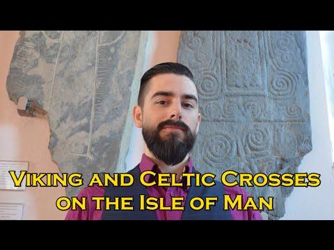 Manx Runestones on the Isle of Man ~ UK/Euro Vlog #8
