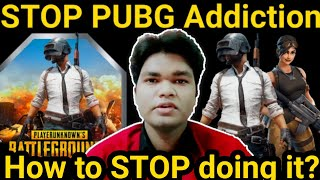 PUBG Addiction Tamil | How to STOP doing it? | Mohideen Khan|