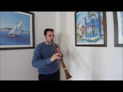 Rhapsody in Blue - Period clarinet solo