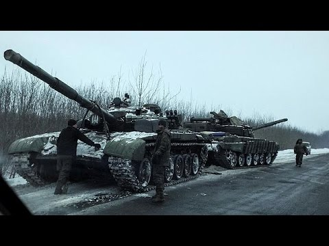 Ukraine-Russia court battle over 'terrorism' claims