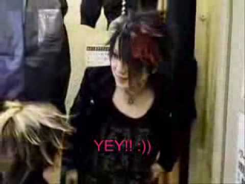 the gazette funny moments Video