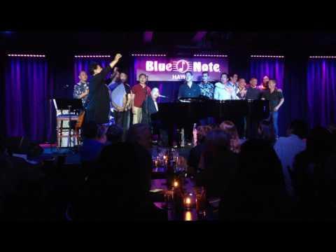 "Blue Note - Robert Cazimero ""Waika"""