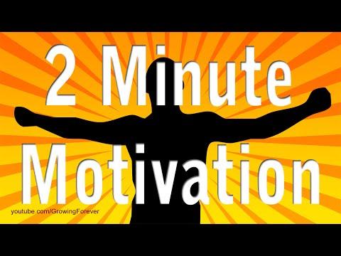2 Minute Motivator, Attract Wealth Success Abundance Prosperity Money Motivational Video #5
