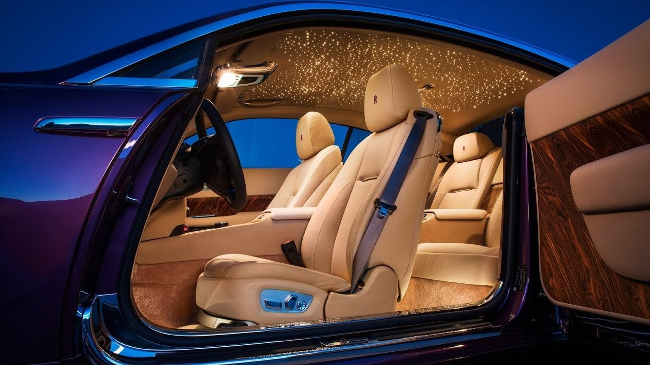 2019 rolls royce wraith excellent interior