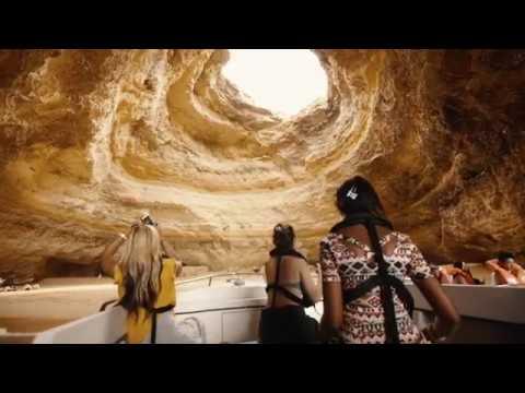 Benagil Caves Tour From Armação de Pêra | experitour.com